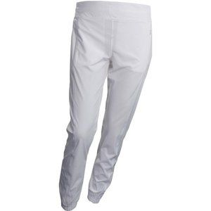 Lija White Rally pants Tennis Golf Pants  sz 6